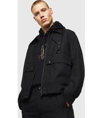 chaqueta j gable a jacket negro diesel