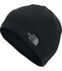 gorro bones recycled negro the north face