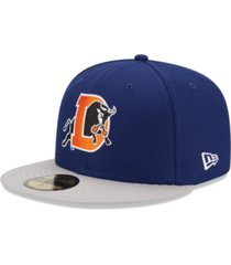 new era durham bulls ac 59fifty fitted cap