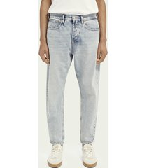 scotch & soda dean loose tapered fit jeans – another chance