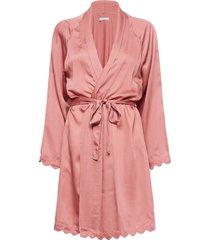 jane kimono morgonrock rosa underprotection