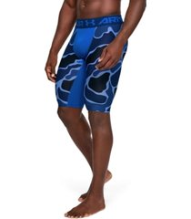 men's heatgear armour extra long printed shorts