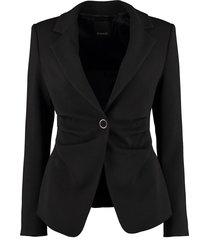 pinko celebration structured jacket