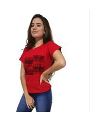 camiseta cellos degradê premium feminina