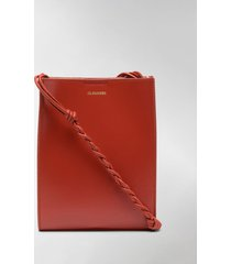 jil sander small tangle crossbody bag