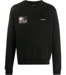 caravaggio angel sweatshirt