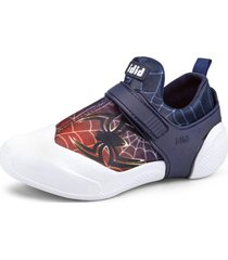 zapatillas spiderman 2way azul marino bibi