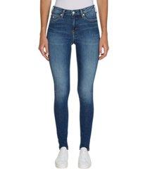 ckj jeans 001 super skinny azul calvin klein