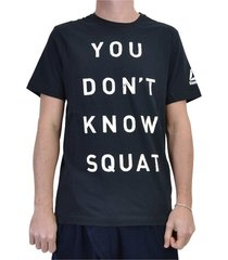 dont know squat t-shirt