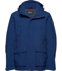lonan outerwear men regnkläder blå tenson