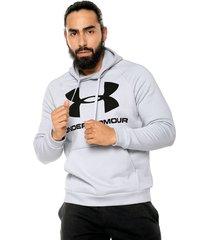 hoodie lila-negro under armour