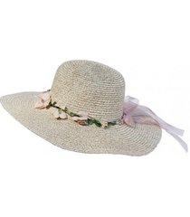 sombrero milicent beige viva felicia