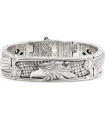 men's konstantino heonos men's eagle bracelet