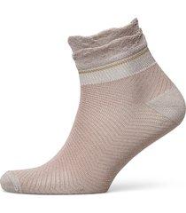 dollie frill sock lingerie socks footies/ankle socks rosa becksöndergaard