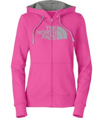buzo mujer half dome full zip hoodie the north face