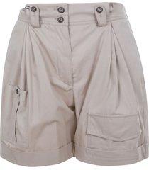 dolce & gabbana multi-pocket shorts