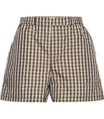 check club sloan shorts flowy shorts/casual shorts brun mads nørgaard