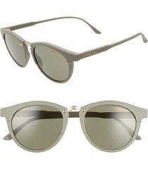 women's smith questa 50mm chromapop(tm) round sunglasses -