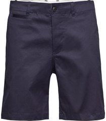 college shorts 7321 shorts chinos shorts blå samsøe samsøe