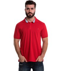 camiseta polo hamer, unicolor basica hp2016