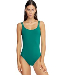 jets by jessika allen double strap swimsuit amazon