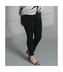 legging bengaline secret glam preto