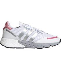 zapatilla blanca adidas zx 1k boost
