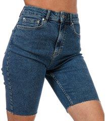 womens kari long line shorts