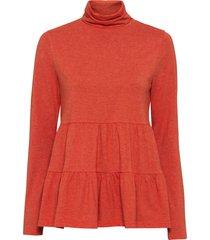 maglia con balze (arancione) - rainbow