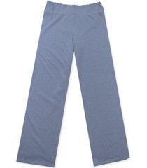 tommy hilfiger women's wide-leg pajama pant