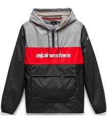 chaqueta verso anorak gris alpinestars
