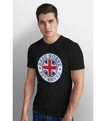 camiseta base nobre england t- shirt masculina - masculino