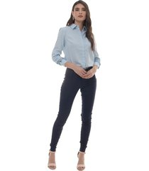 pantalon para mujer café - 1530