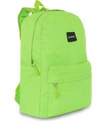 envío gratis mochila joy verde  unisex croydon