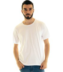 camiseta konciny manga curta básica 30503 branco