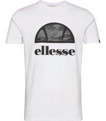 el alta via tee t-shirts short-sleeved vit ellesse