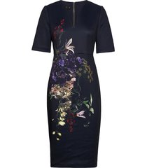 carvir dresses cocktail dresses blauw ted baker