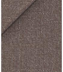 giacca da uomo su misura, vitale barberis canonico, lana lino marrone, primavera estate | lanieri