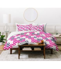 deny designs holli zollinger circle chain twin duvet set bedding