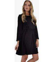 vestido juanita negro jacinta tienda