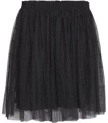 classic tulle skirt kort kjol svart cathrine hammel