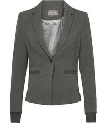eva blazer blazers casual blazers grå culture