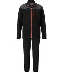 joggingpak babista zwart::grijs