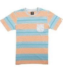 camiseta element striped