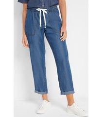7/8 jeans van tencel™ lyocell