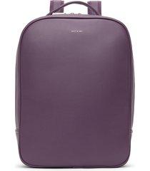 matt & nat alex backpack, mulberry