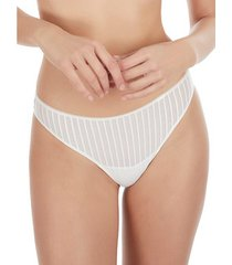 strings selmark groene g-string glacier wedding ivory