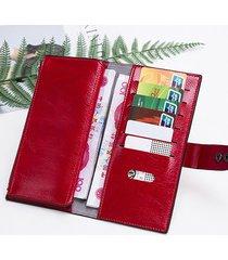 portafoglio multifunzione da 10 carte con portamonete multifunzione da 10 persone