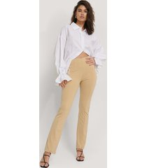 sisters point pipi pants - beige