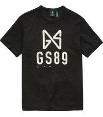 butterfly logo t-shirt